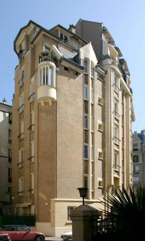 Immeuble Houyvet