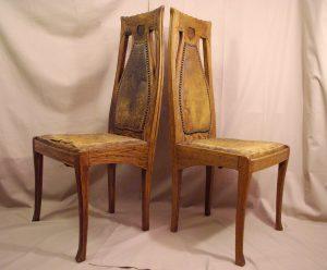 Les deux chaises