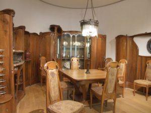 Musée du Petit Palais – Salle à manger de l'hôtel Guimard